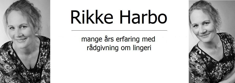Om Rikke Harbo
