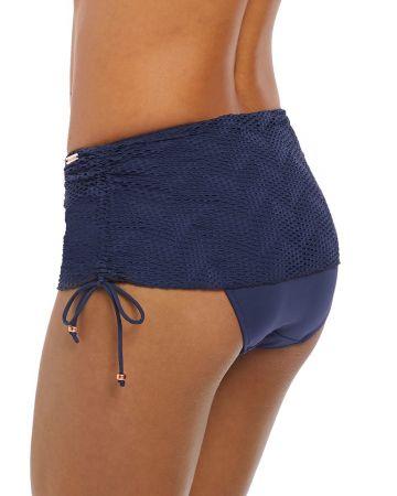 Fantasie Marseille bikinitrusse med skørt, twillight blå