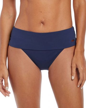 Fantasie Marseille bikinitrusse med fold, twillight blå
