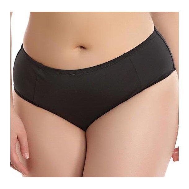 Essentials Black bikinitrusse