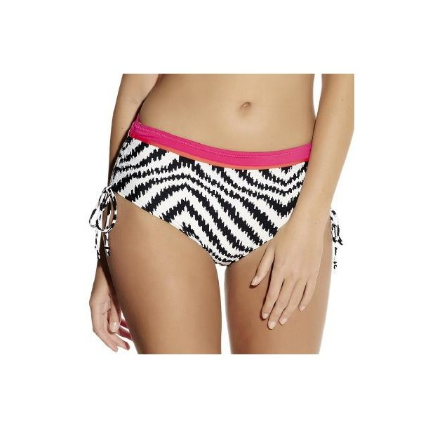 Montego Bay justerbare bikini shorts