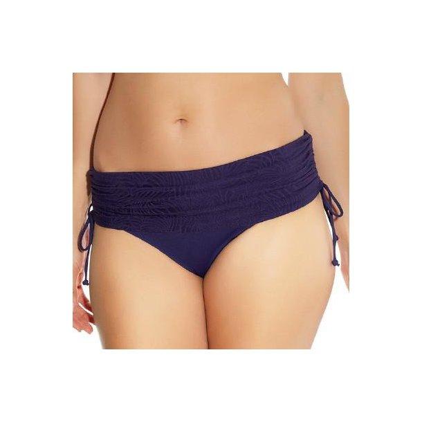 Montreal Indigo fold-ned justerbar bikinitrusse
