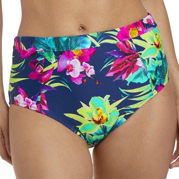Amalfi Multi højtaljet bikinitrusse