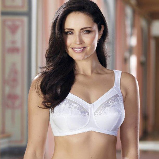 Safina Support bra, hvid