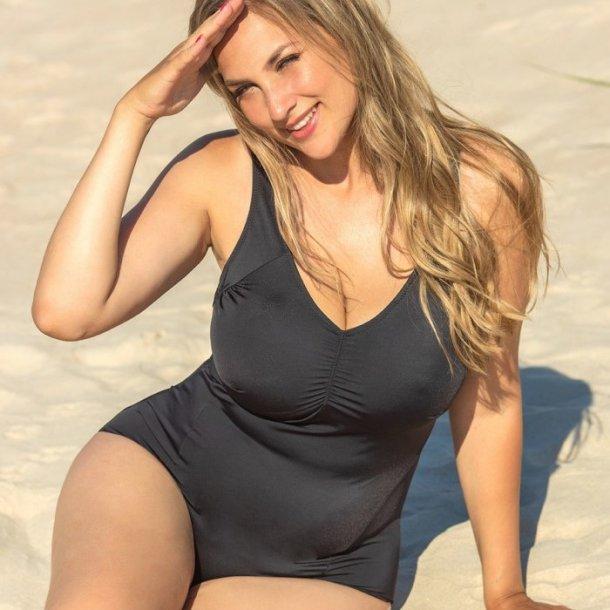 Sports Swimsuit Black